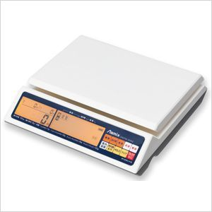 レタースケール 料金表示デジタルスケール DS011【アスカ Asmix】最大計量10kg