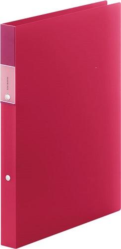 クリアーホルダーもそのまま入る 多機能2段ポケット は 小さな書類の保管にも便利 フェイバリッツ A4タテ型全7色 透明 FV621T FAVORITESリングファイル 当店一番人気 キングジム 激安通販