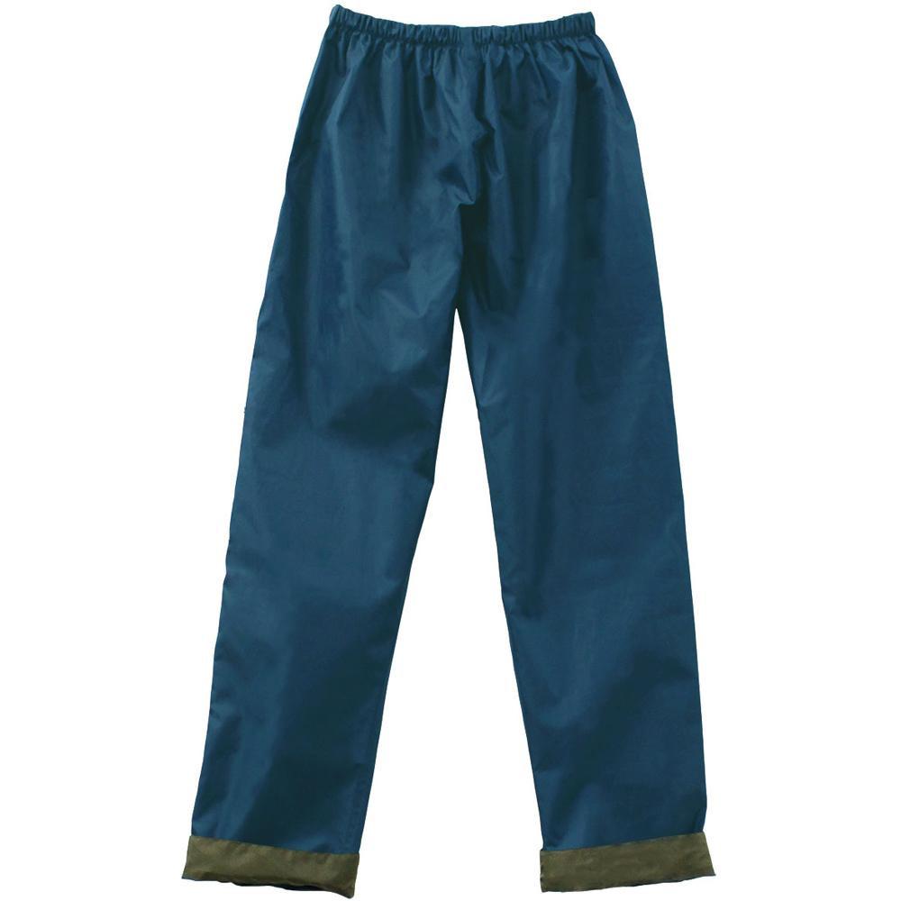 脱ぎ履きが簡単なレインパンツ 同梱不可 Sunny feels 出荷 WFIS11-NV ネイビー 正規激安 サニーフィールズ レインパンツ