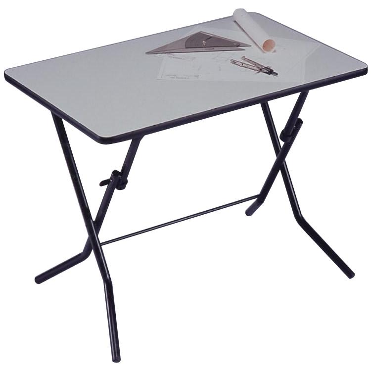 (同梱不可)ルネセイコウ スタンドタッチテーブル ニューグレー・ブラック 日本製 完成品 SB-750W