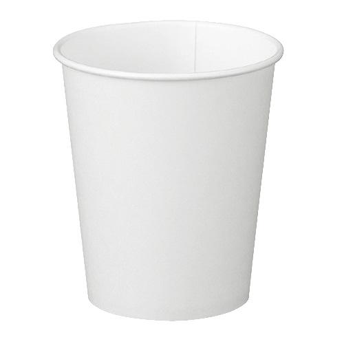ホワイト紙コップ 業務用パック 150ml 5オンス 3000個C150GAA【サンナップ】