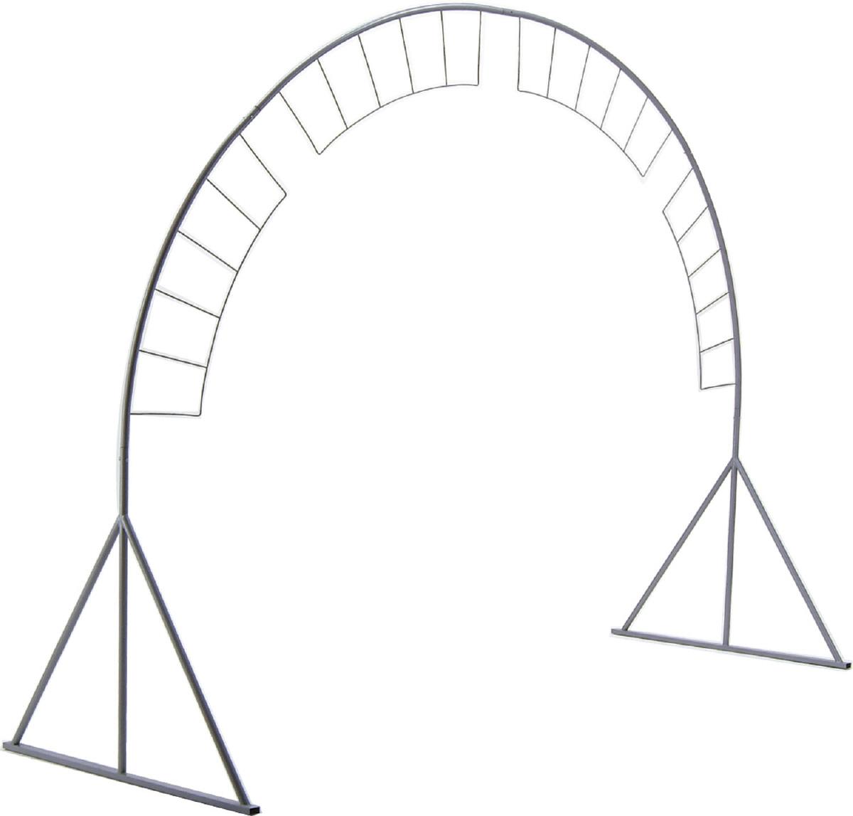 アーチ型入場門