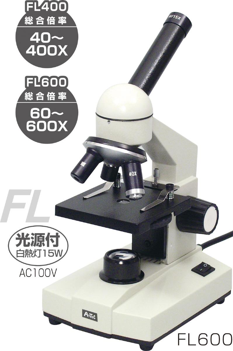 ステージ上下顕微鏡 FL400