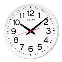 電波時計 教室の時計 直径310×48mm KX236W【セイコークロック】