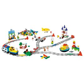 限定特価 新登場 プログラミングトレインセット V95-5429 レゴ