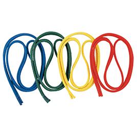 ゆうパケット対応可 カラーなわとび 柄なし 2.2m 青 三和商会 ラッピング無料 S717-4 セール 登場から人気沸騰