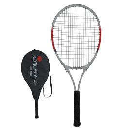 硬式テニスラケット(12本組) CX-01*12【サクライ貿易】