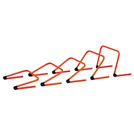 5段階調節トレーニングハードル 5台1組 G1657【トーエーライト】