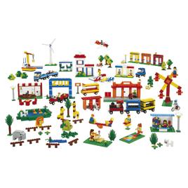 レゴ 楽しい遊園地セット 9389【レゴ】