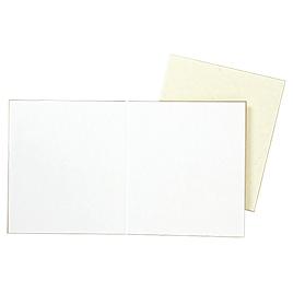 2つ折り色紙 奉書(60枚) シキシ-50W【マルアイ】