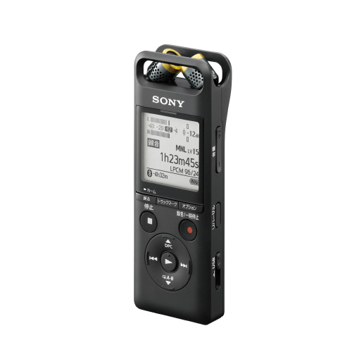 ハイレゾ対応リニアPCMレコーダー PCM-A10【SONY】