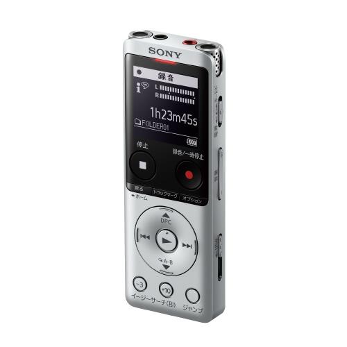 ソニーICレコーダー 16GB ICD-UX575FS【SONY】