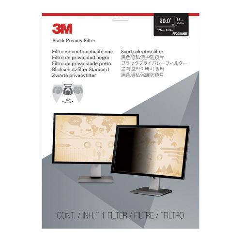 3Mセキュリティフィルター 20.0型 PF20-0WS-SP【スリーエム ジャパン】
