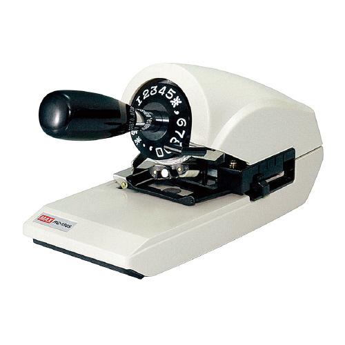 ロータリー式チェックライタ RC-150S RC-150S【マックス】