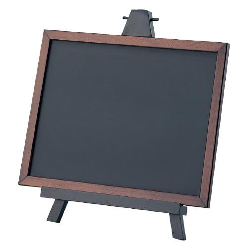 ミニイーゼル 黒板付き W220×D220×H320mm 黒板付 バースデー 記念日 ギフト 贈物 お勧め 通販 MEBS-300 光 好評
