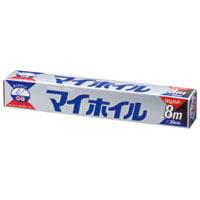 25cm×8m 60本入 マイホイル レギュラー 【UACJ製箔】