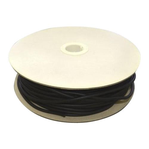 (代引き不可)(同梱不可)光 (HIKARI) ゴムドラム巻 6mm丸 KG06-100W  100m