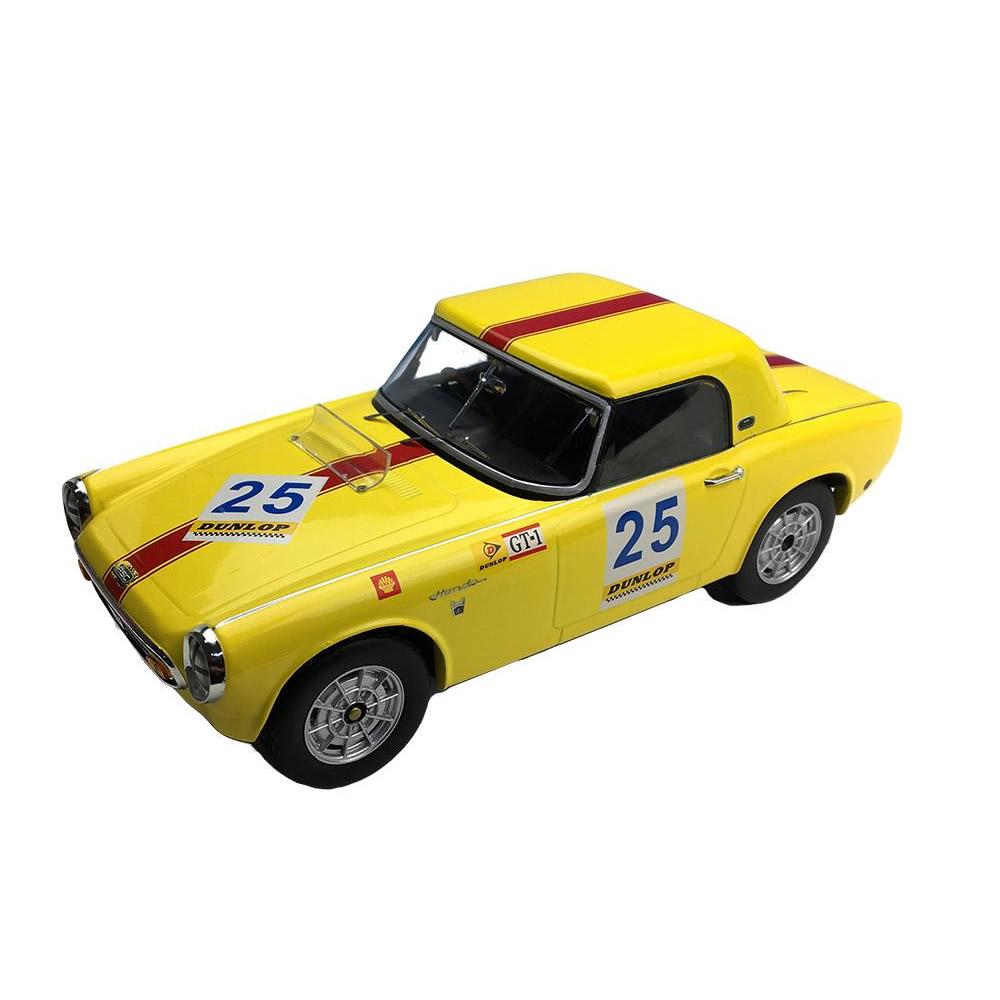 (同梱不可)First18/ファースト18 ホンダ S800 レーシング 1968年鈴鹿12時間 1/18スケール F18-015