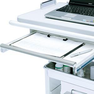 (同梱不可)サンワサプライ RAC-HP9SCN用スライダー棚 RAC-HP9STN