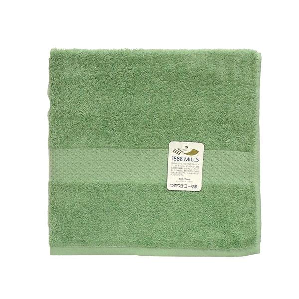 (代引き不可)(同梱不可)レジェンド バスタオル 約60×120cm グリーン 12枚セット 29406912