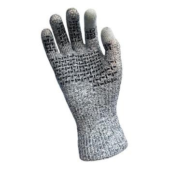 デックスシェル 耐切創手袋 同梱不可 DG478TS Techshield インナー 安心の定価販売 2020 新作 グレー クールマックスFX L