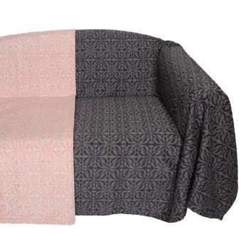 (同梱不可)川島織物セルコン selegrance(セレグランス) バスティーユ マルチカバー 200×200cm(片側ハギ合わせ仕様) HV1407S