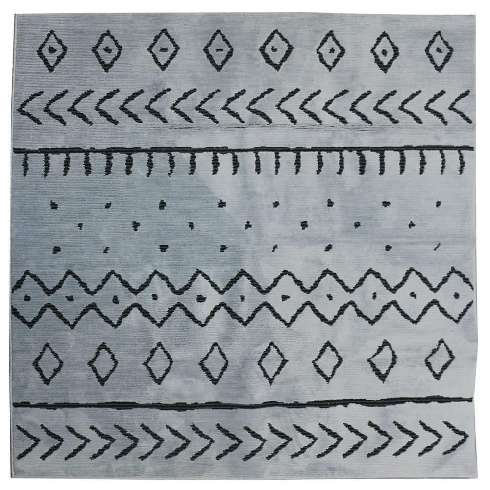 (同梱不可)洗える国産タフトラグ ラッセ 約185×240cm 240615829