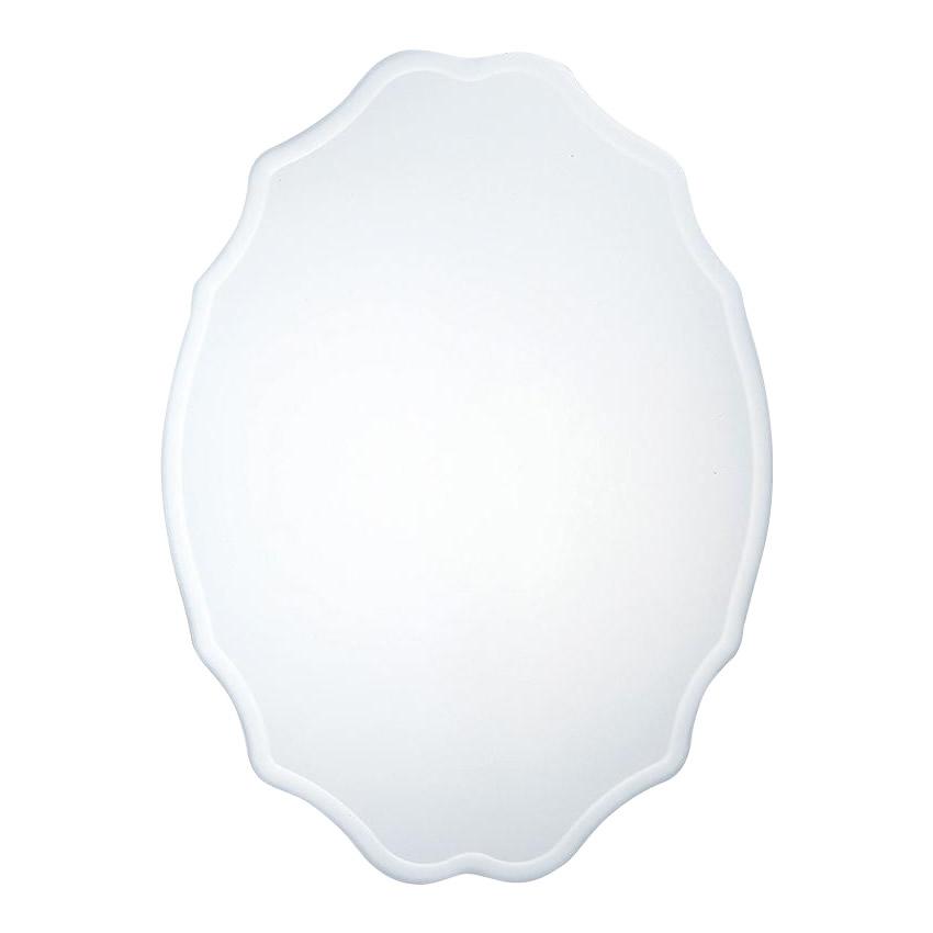 (同梱不可)塩川光明堂 Non frame mirror(ノンフレームミラー) ウォールミラー SUC-012