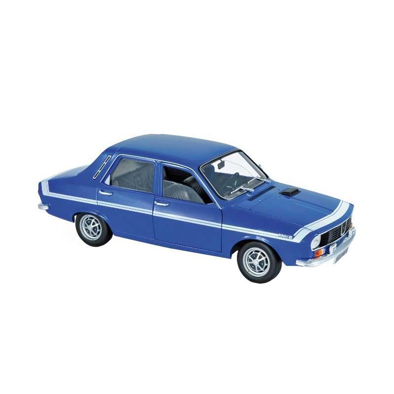 本物を再現したモデルカー 同梱不可 NOREV ノレブ ルノー 12 1971 ブルー 185210 18スケール 1 いつでも送料無料 直営ストア ゴルディーニ