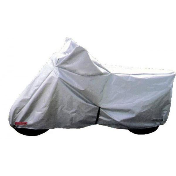 (同梱不可)ユニカー工業 溶けないバイクカバー (ハーフタイプ) 8L BB-710