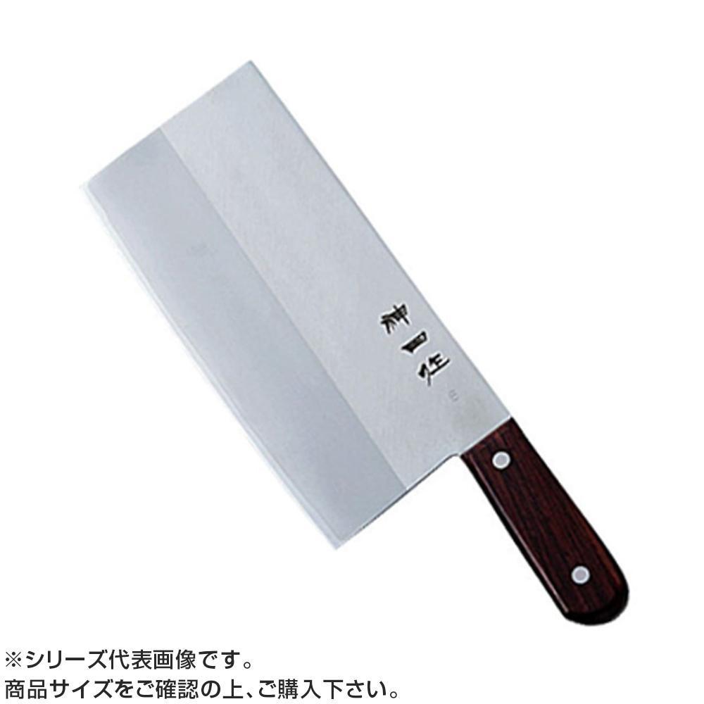 (同梱不可)神田作 中華包丁 K-7 625g 438007
