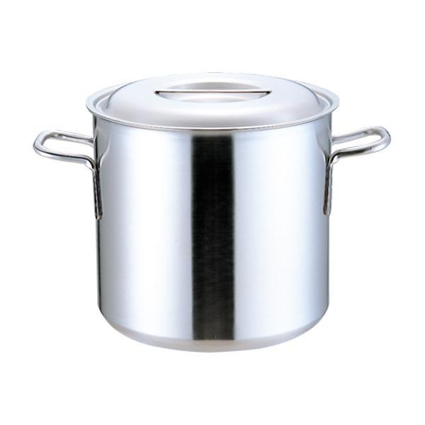 (代引き不可)(同梱不可)プロデンジ 寸胴鍋SUS444 24cm 013327-004