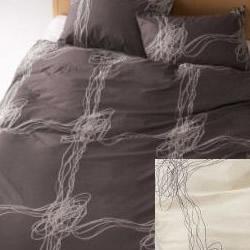 (同梱不可)フランスベッド 掛ふとんカバー ダブル(グラフィック) JL-004