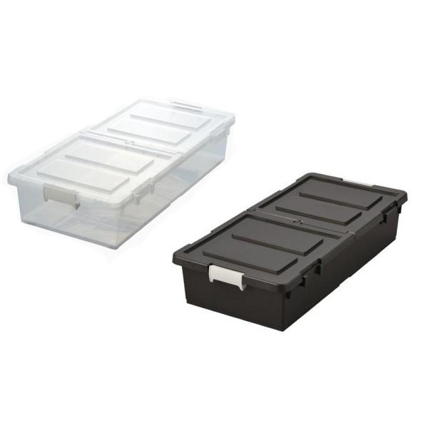 (同梱不可)ベッド下収納ボックス 6個組