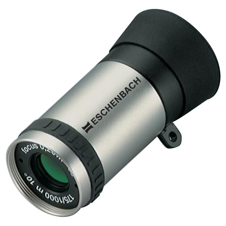 (同梱不可)エッシェンバッハ ケプラーシステム単眼鏡 10mmφ(遠4.2倍/近5.5倍) 1673-2