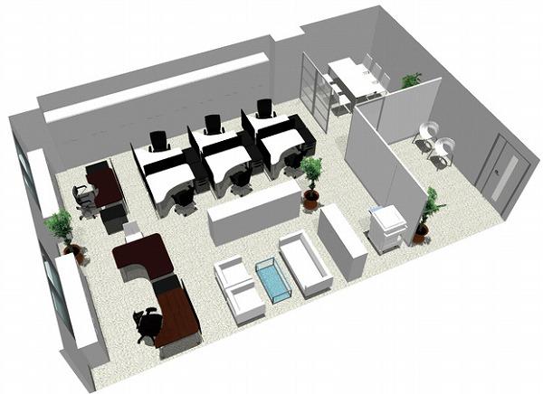 【送料無料】【smtb-TK】【スタンダード】SOHO家具パッケージ・80平米(10人用) 収納で応接スペースを間仕切り【YDKG-tk】【fsp2124】【fs2gm】【fs3gm】