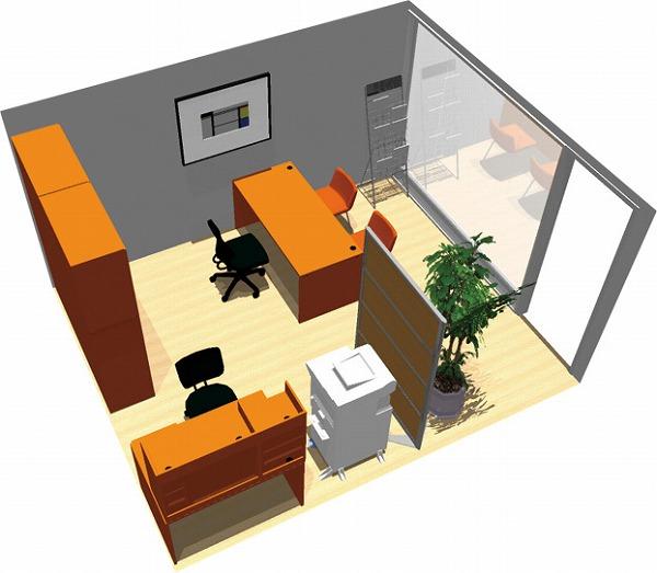 【送料無料】【smtb-TK】【店舗】SOHO家具パッケージ・15平米(2人用) 木目で温かみのあるショップに【YDKG-tk】【fsp2124】【fs2gm】【fs3gm】