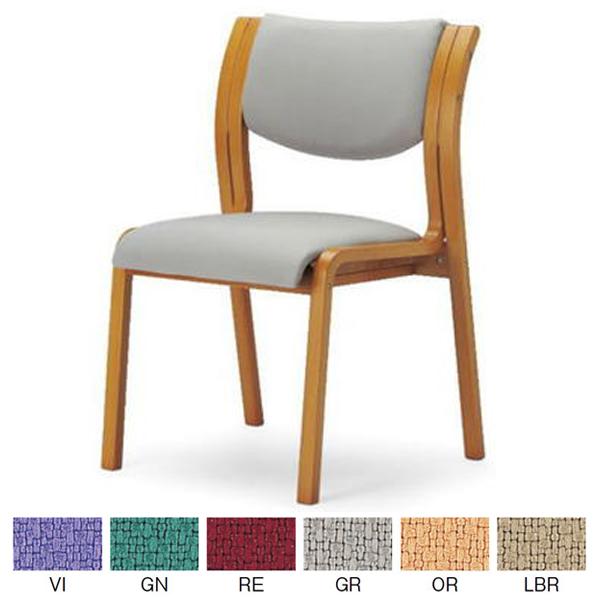 【AICO】ミーティングチェア (肘なし透湿防水性防汚性布張りタイプ) MW-311(FW18)【アイコ】 / オフィスチェア、ワークチェア、事務椅子 10P03Sep16
