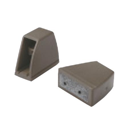 【PLUS】 スクールデスク・イス オプション フェルト脚キャップ(20個入り) PDS用 【プラス】 / デスク、机、両袖、片袖、事務、オフィス 10P03Sep16