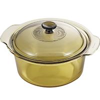 ビジョン耐熱ガラス鍋スープポット 3.5L