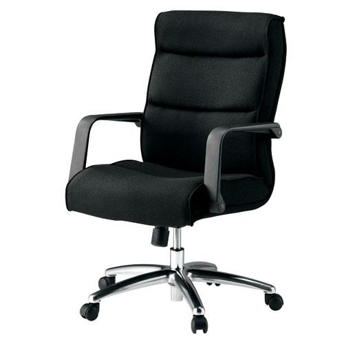 チェアマネージャーチェア ハイバック 布張り PLUS(プラス) KB-MA061SL / オフィスチェア、ワークチェア、事務椅子 10P03Sep16