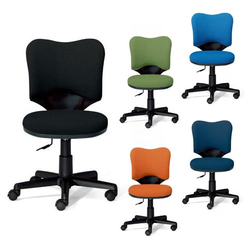 チェア オフィスチェア プロップ (肘なし) PLUS(プラス) KC-A92SEL<5色> / オフィスチェア、ワークチェア、事務椅子 10P03Sep16