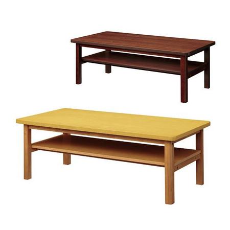 【ジョインテックス】応接テーブル(センターテーブル) VT-1260<ウォールナット、ナチュラル>【JOINTEX】 10P03Sep16