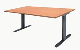 ミーティングテーブル基本型 W1600【送料無料】【smtb-TK】【YDKG-tk】【fsp2124】【fs2gm】【fs3gm】
