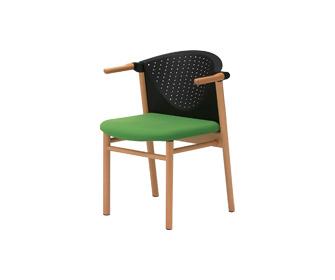 導入辦公室用的傢俱 Wilkhahn 劍道安樂椅