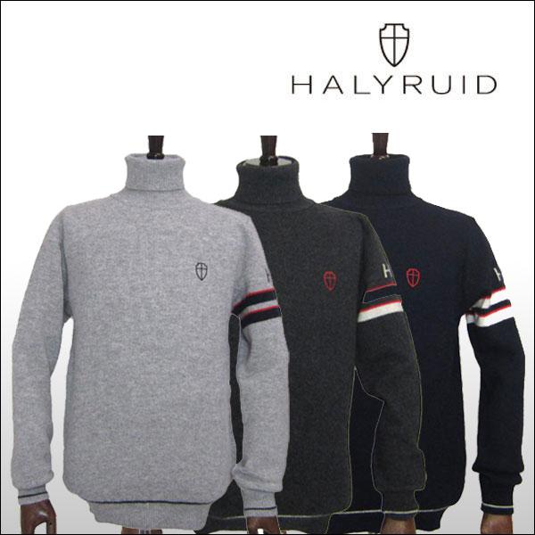 ハリールイド(HALYRUID) タートルネックセーター