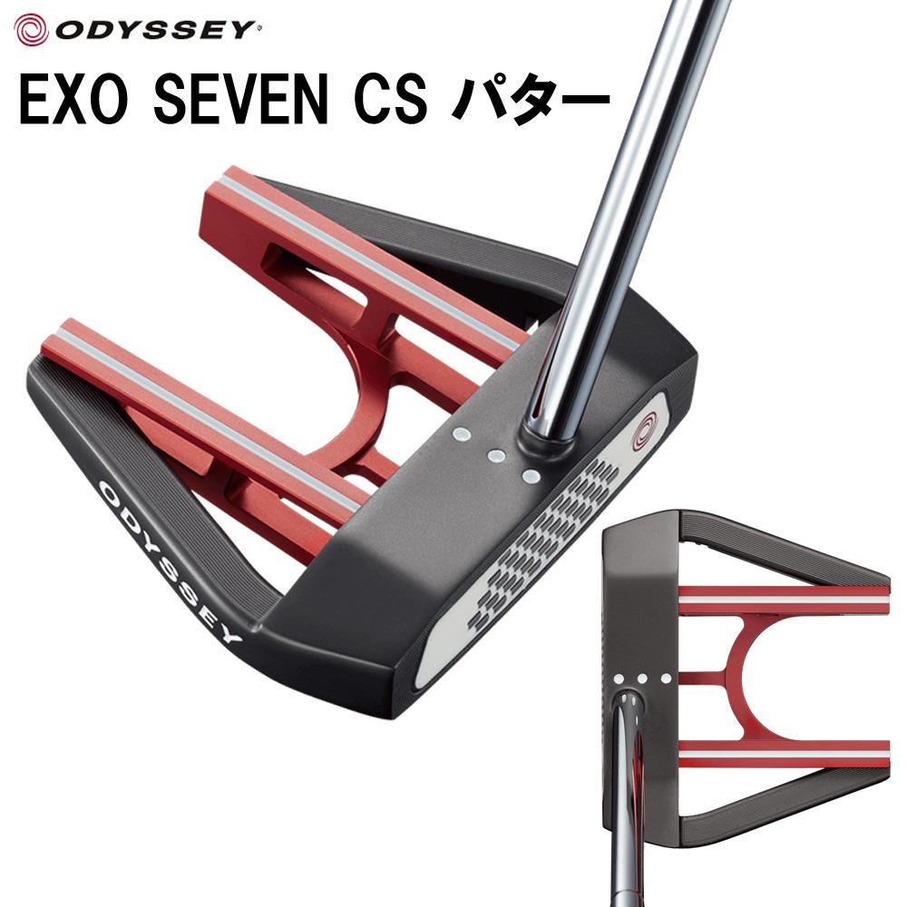 オデッセイ (ODYSSEY) EXO SEVEN CS パター PT 日本正規品 2019年