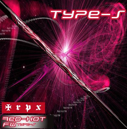 トリプルエックス (TRPX) トリプルX Red Hot FW type-S レッドホット フェアウェイウッド タイプS TRPX カーボンシャフト 新品