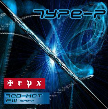 トリプルエックス (TRPX) トリプルX Red Hot FW type-P レッドホット フェアウェイウッド タイプP TRPX カーボンシャフト 新品