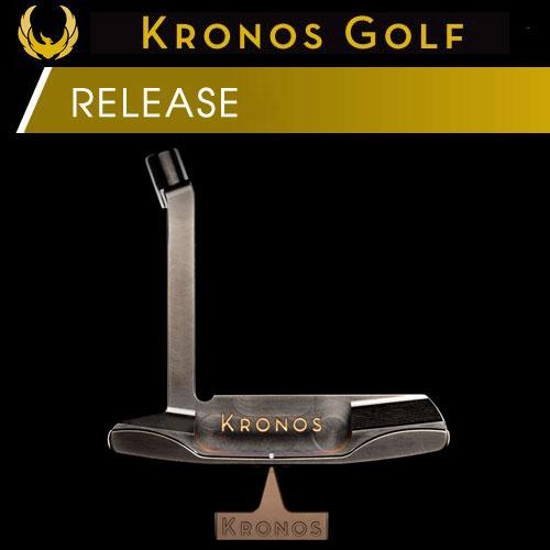 クロノスゴルフ (KRONOS GOLF) パター リリース RELEASE 削り出しパター